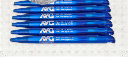 Kugelschreiber mit persönlicher Gestaltung