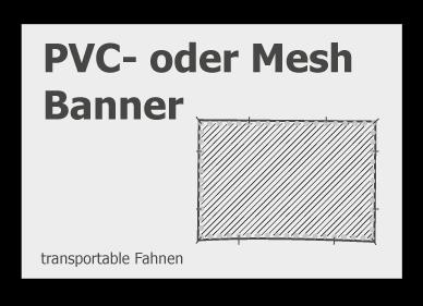 Banner - Riesen-Werbung