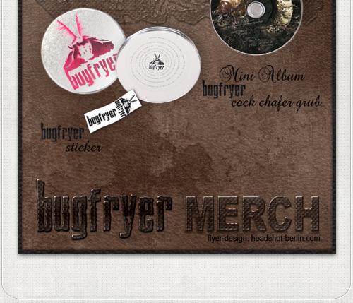 Hintergrund mit Mini-Album
