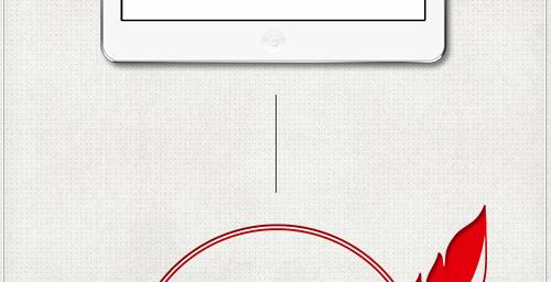Logo-Design mit Schreibfeder für Kanzlei