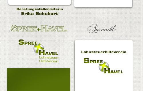 Logo-Design und Auswahl des Logos