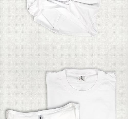 T-Shirt Design für Mitarbeiter mit Logo- Brustdruck
