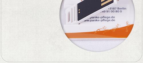 Detail vom USB Stick