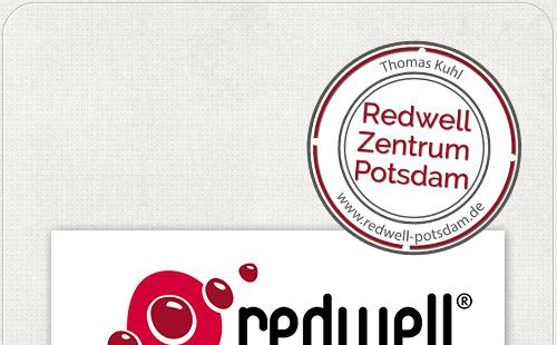 Signet - Gestaltung für Redwell Zentrum Potsdam
