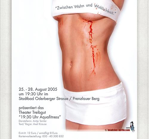 Gestaltung des Plakat