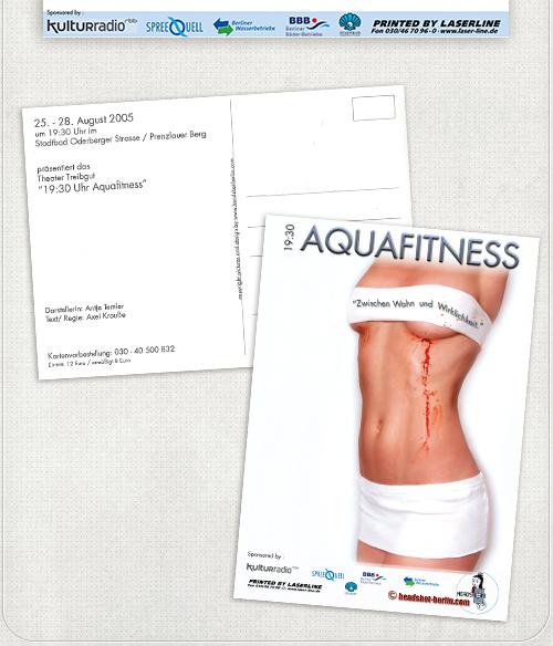 Gestaltung der Postkarten