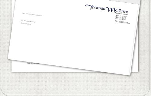 E-Mail Kopfbogen für Thomas Meißner