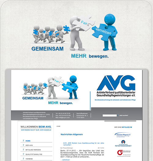 AVG Startseite