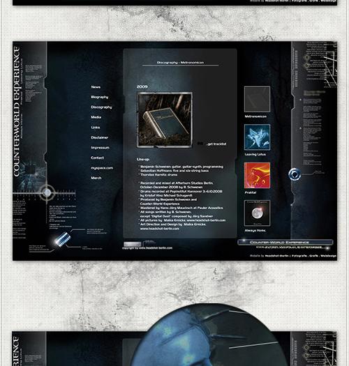 CDs von CWE