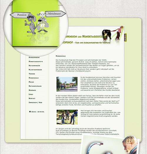 Tierpension und Hundetagesstätte Kropshof