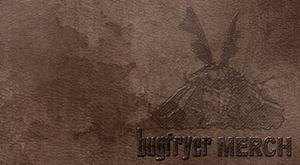 Design für Myspace-Merch Bugfryer