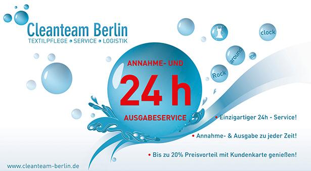 Plakat-Design für Berliner U-Bahn-Großplakatflächen