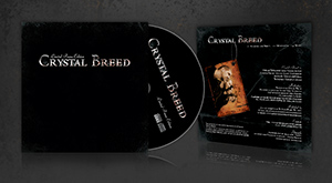 Cover-Artwork Promo-CD Crystal Breed