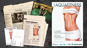 Fotoaufnahmen und Bildbearbeitung, Gestaltung Postkarte und Plakat