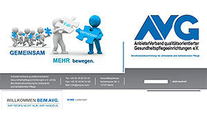 Homepage AVG e.V.