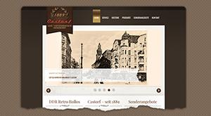 Homepage Castorf Licht- und Sonnenschutz Fachgeschäft