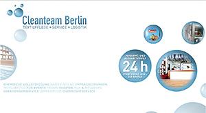 Homepage Cleanteam-Berlin