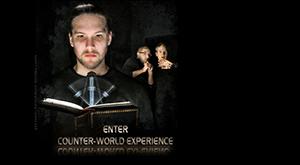 Startseite der Band-Website
