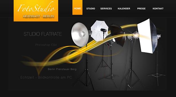 Startseite Fotostudio for Rent