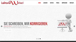 responsive Webdesign für iPhone, iPad und Desktop