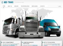 Beispiel für Homepage