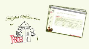 Logo und Webseiten